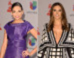 Latin Grammys 2014 Red Carpet Boasts Glamour, Skin And Fashion Don'ts